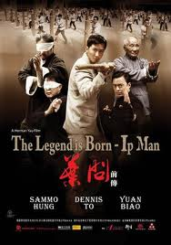 The legend is born, IP MAN