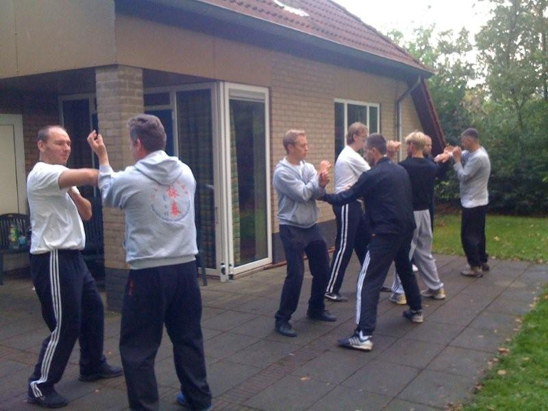 Zomer trainingsweekeind!